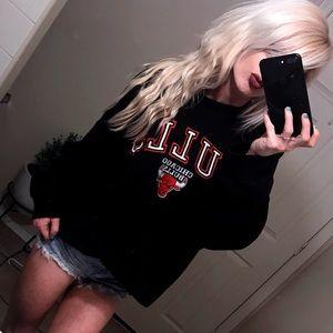 ✔️ NBA Vintage Chicago Bulls Pullover Sweatshirt
